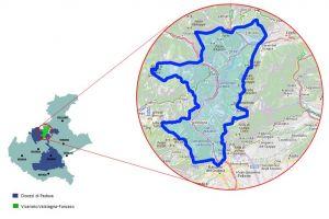 vicariato mappa